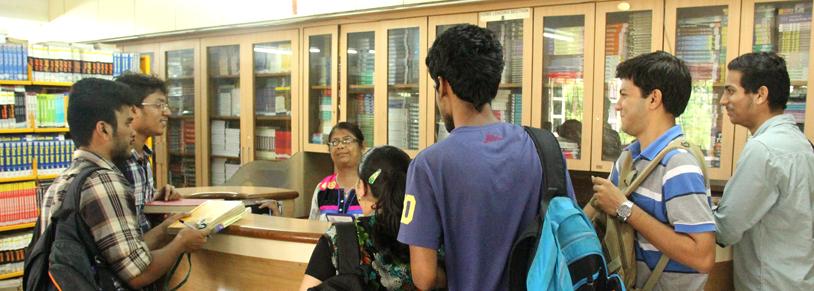 VESIT- Library Book Bank Scheme